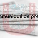 Communiqué de Presse – 15nov2019
