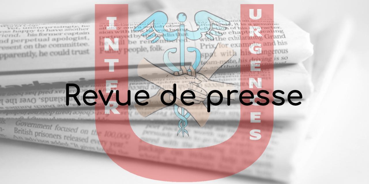 """Éditorial le Monde 12.08.19 : """"Urgences : il faut poser des actes pour sortir de la crise"""""""