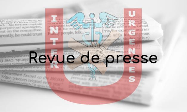 Revue de presse – Août 2019