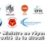 Communiqué unitaire 20-11-2019