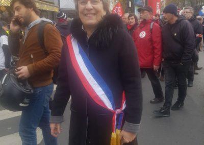 La sénatrice Marie-noëlle Lienmann