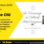 Vernissage du Collectif Inter Urgences