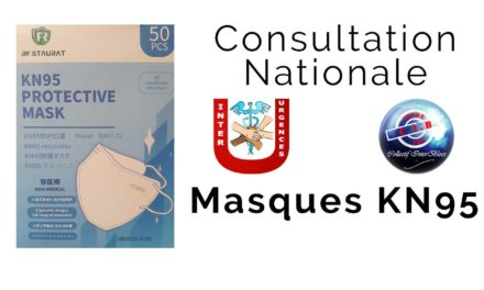 Consultation Nationale masques ffp2 kn95