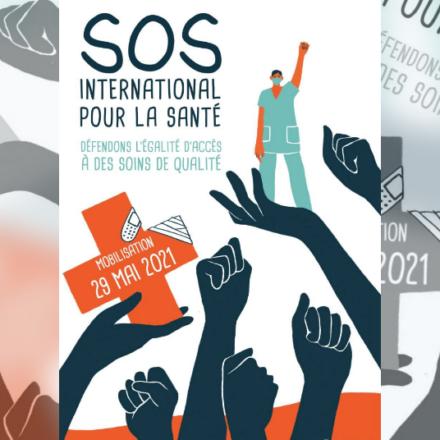 Appel à la mobilisation internationale de la Santé